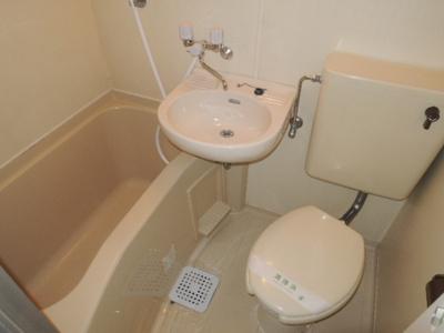 【浴室】パシフィック出戸