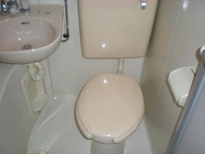 【トイレ】クレスト25
