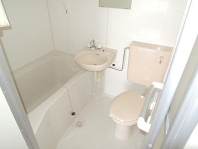 【浴室】カサパラシオ