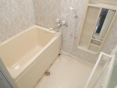 【浴室】メガロコープ平野2号棟