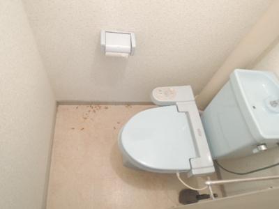 【トイレ】メガロコープ平野2号棟