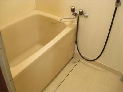 【浴室】清本ハイツ