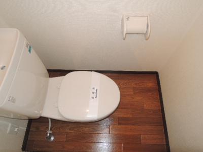 【トイレ】Blanc fleur