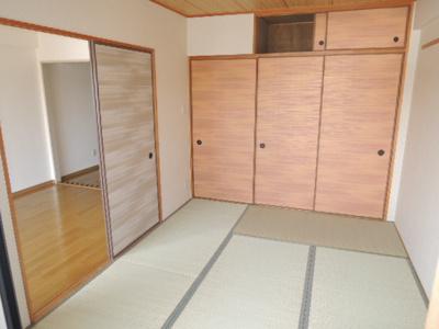 【寝室】レインボーコートパート1