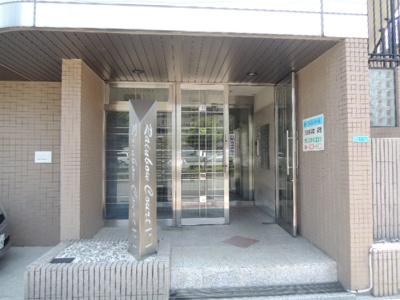 【エントランス】レインボーコートパート1