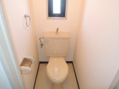 【トイレ】レインボーコートパート1