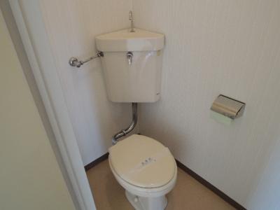 【トイレ】グランコーポ瓜破