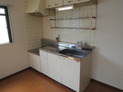 【キッチン】グランコーポ瓜破