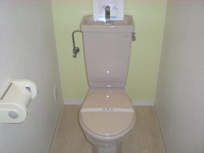 【トイレ】ピノシャトレ