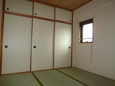 【寝室】グレーシィ喜連Ⅱ