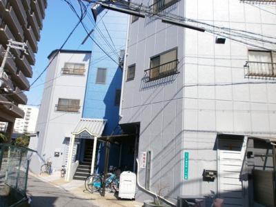 【エントランス】I-COURT平野元町