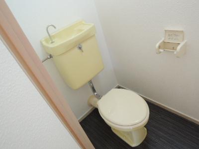 【トイレ】グランドハイツ関西