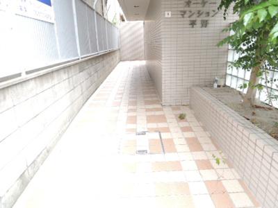 【エントランス】OKマンション平野