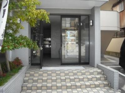 【エントランス】キャッスルコート西夢前台