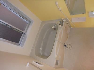 【浴室】NEXUSガーデン