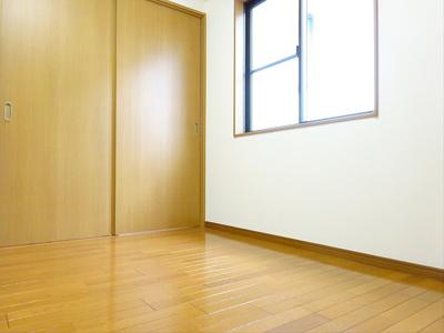【寝室】赤堤木舎