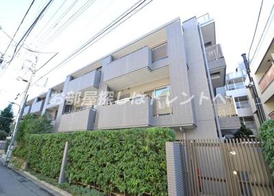 【外観】グランスイート高田馬場ザレジデンス