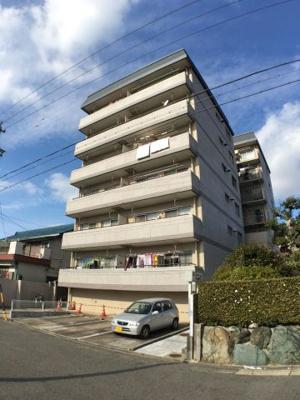 【外観】OS・SKYマンション中島新町