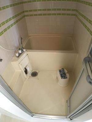 【浴室】OS・SKYマンション中島新町