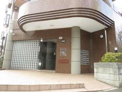 【エントランス】カサベルデ宮崎台