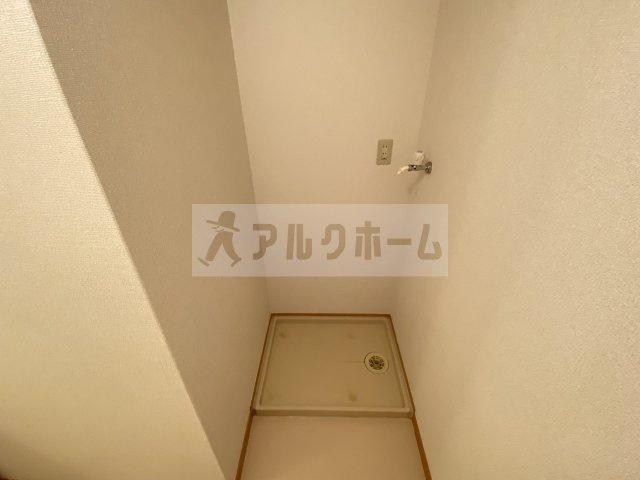 ヴィラパンボヌール 室内洗濯機置き場