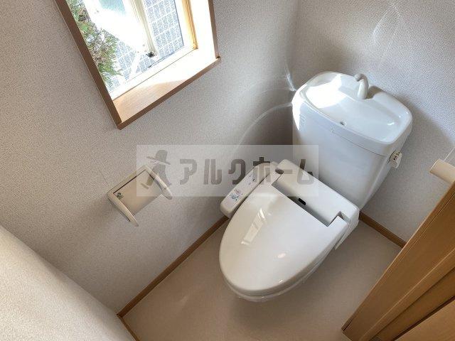 ヴィラパンボヌール 独立洗面台