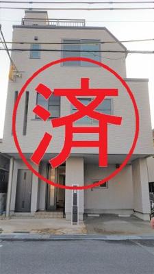 【外観】PLAISIR上鳴尾 フルリノベーション住宅