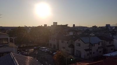 きれいな夕日もご覧いただけます