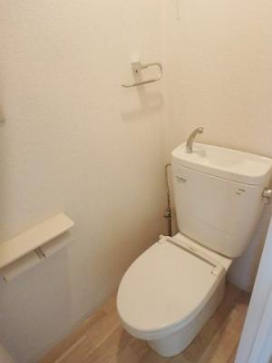 【トイレ】メゾンドボネール