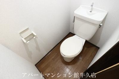 【トイレ】グリーンヒルズなかの