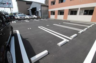 【駐車場】シュトラーセ
