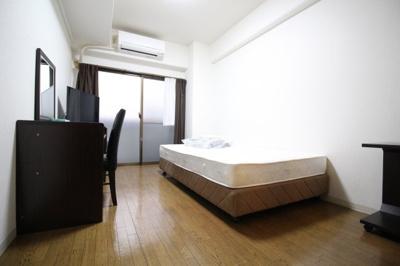 【寝室】エクレール六甲