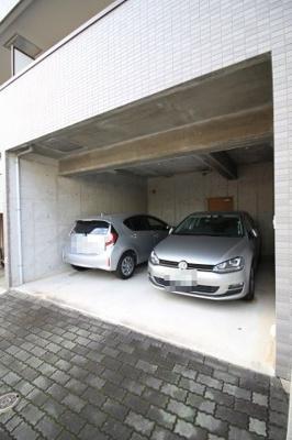 【駐車場】エクレール六甲