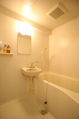 【浴室】エクレール六甲