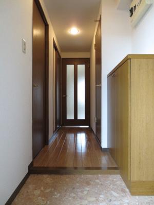 【玄関】ベルデュール宮前平
