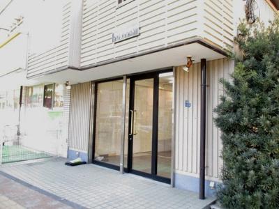 小田急線「向ヶ丘遊園」駅より徒歩5分の好立地!事務所・店舗可のテナントです☆