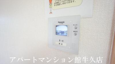 【設備】アークグレイスⅢ