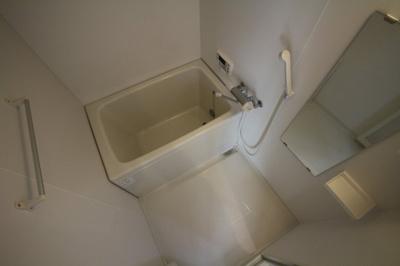 【浴室】HCフラッツ青谷ガーデン