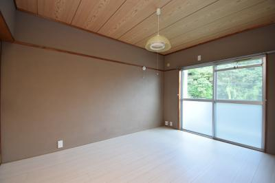 和室→洋室 リフォーム済み※同間取り別室の写真です。