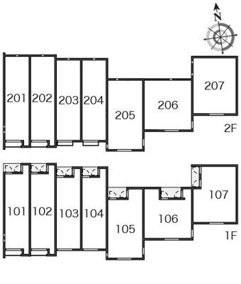 【玄関】クレイノForesta