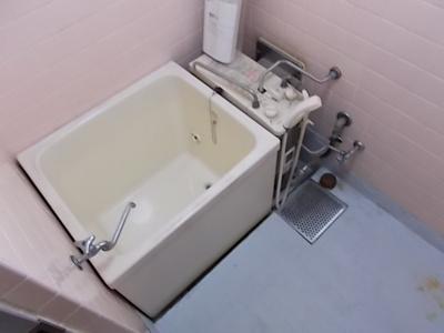 【浴室】豊月マンション
