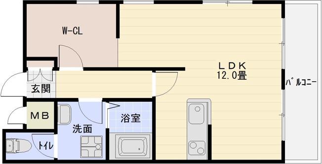 レヴィ八尾南 1R ワンルーム 八尾南駅 藤井寺駅 長原駅