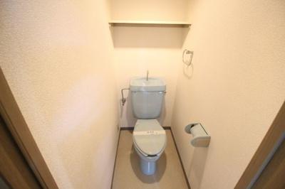 【トイレ】ハイツホロン