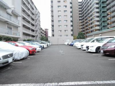 【駐車場】蒲田グリーンパーク