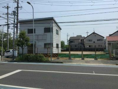 【外観】土塔町 事務所