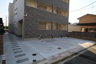 【駐車場】クリエオーレ北島町