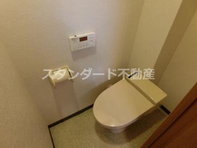 【トイレ】デュオ・グラン梅田東