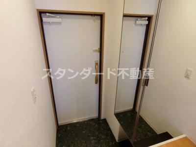 【玄関】デュオ・グラン梅田東