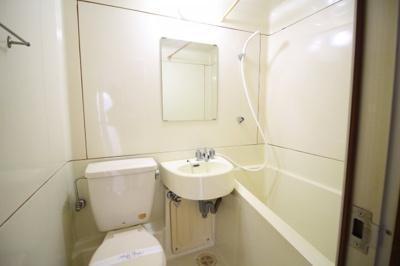 【浴室】エテルナ長瀬