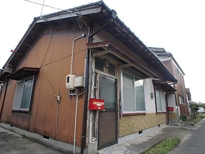 【外観】三上貸家2